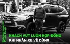 Mạnh Thái - Từ 'thợ vườn' bị khách giám sát 7 tiếng vì sợ hỏng xe tới chuyên gia biến hoá xe Mitsubishi tại Việt Nam