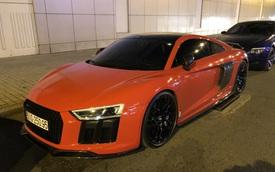 CEO Tống Đông Khuê mua Audi R8 V10 Plus từng của cặp đôi Ông Cao Thắng và Đông Nhi