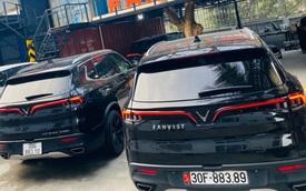 Đằng sau cái tên FanVist trên xe VinFast: Không phải một trò đùa mà là một 'động Lux' nổi tiếng trong giới chơi xe