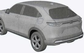 Honda HR-V lộ thiết kế mới: Đuôi xe như Porsche Cayenne Coupe, chờ ngày về đấu Kia Seltos, Hyundai Kona