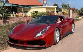 2k Quảng Ninh tự chế siêu xe mô phỏng Ferrari 488 GTB: Mất 4 tháng vừa làm vừa tưởng tượng, đập đi dựng lại nhiều lần, tốn hơn 100 triệu đồng