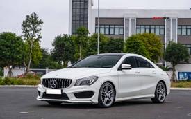 6 năm chỉ chạy 32.000km, Mercedes-Benz CLA 250 xuống giá chỉ bằng Mazda6 'đập hộp'