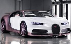Góc ông chồng của năm: Tặng hẳn cho vợ siêu xe Bugatti Chiron độc nhất vô nhị trị giá gần 3,4 triệu USD nhân dịp Valentine