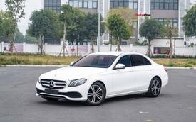 Mới chạy 8.000km, chủ xe bán lại Mercedes E-Class giá thấp hơn BMW 330i M Sport tới 510 triệu đồng