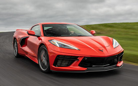 Top 10 siêu xe thể thao hiện đại