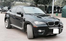 Khoe tên 'vợ bé' nằm trong sách đỏ, chủ xe vẫn hạ giá BMW X6 rẻ ngang Kia Seltos 2021
