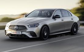 Mercedes-Benz C-Class thế hệ mới tiếp tục nhá hàng thiết kế trước giờ G: Chuẩn một tiểu S-Class sang chảnh