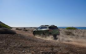Subaru Outback và Forester đang bán tại Việt Nam sẽ có phiên bản off-road