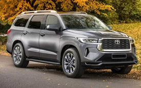Toyota Land Cruiser đời mới tiếp tục lộ diện: Hứa hẹn nâng cấp động cơ và hệ thống treo vượt bậc
