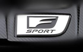 Lexus sắp giới thiệu xe F Sport hiệu suất cao mới - Thêm gia vị đấu Mercedes, BMW và Audi
