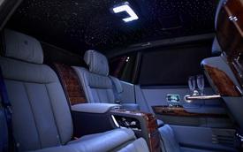 Khám phá Rolls-Royce Phantom độc nhất vô nhị sử dụng gỗ Koa siêu quý hiếm