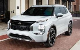 Ra mắt Mitsubishi Outlander 2021: Giá quy đổi từ 597 triệu đồng, dễ thành bom tấn trước Honda CR-V và Mazda CX-5 khi về Việt Nam