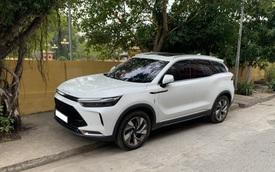 Chạy lướt 2.500km, Beijing X7 vẫn giữ giá đắt hơn xe mua mới 30 triệu đồng