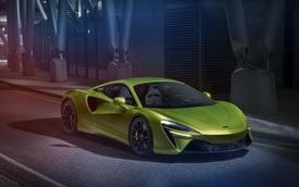 Đúng là không có số lùi, McLaren Artura sẽ tiến tới một chương mới cho làng siêu xe