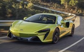Ra mắt McLaren Artura - Siêu xe cực dị khi không có số lùi