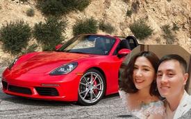 Vừa mua Cayenne Coupe, cặp đôi Kiên Hoàng - Heo Mi Nhon tiếp tục đặt mua Porsche 718 Boxster giá không dưới 4,1 tỷ đồng