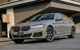 BMW 5-Series 2021 rục rịch ra mắt Việt Nam, đáp trả Mercedes-Benz E-Class 2021 sắp xuất hiện