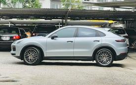 Bán Porsche Cayenne Coupe sau 5 tháng, đại gia báo tiền lỗ đủ mua Toyota Camry
