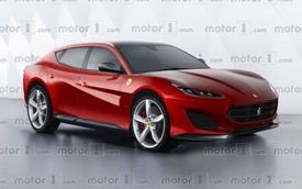 Xem trước SUV siêu ngựa đầu tiên Ferrari Purosangue ra mắt trong năm nay, đấu Lamborghini Urus