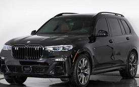 BMW X7 phiên bản an toàn bậc nhất thế giới: Bên ngoài giản dị, bên trong gây bất ngờ, chống được cả súng và lựu đạn