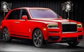 Rolls-Royce Cullinan thêm 8 màu mới, ai không thích thì còn tới 44.000 màu khác, tiền sơn chắc bằng nguyên chiếc xe hạng A
