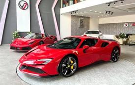 Thêm Ferrari SF90 Stradale về Việt Nam: Bộ mâm là điểm nhấn khác biệt