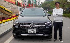 Có Lexus LX 570 và Range Rover Velar nhưng vẫn sắm Mercedes GLC 300, người dùng đánh giá: 'Xuống đời mà vẫn hài lòng'