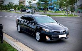 Chạy 12.000km/năm, xe đại gia một thời Toyota Avalon hạ giá rẻ ngang Camry 2021
