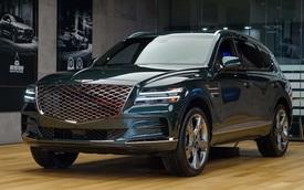 Genesis GV80 nhập tư chào hàng giá hơn 4 tỷ đồng, xe chính hãng vẫn là ẩn số dù đã lăn bánh trên đường