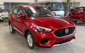 MG ZS 2021 bản giá rẻ về đại lý, mẫu cũ xả hàng còn 450 triệu, quyết đấu Kia Seltos và Hyundai Kona