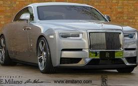 Tên Rolls-Royce Seraph lạ mà quen bất ngờ xuất hiện, có thể là một siêu phẩm mới