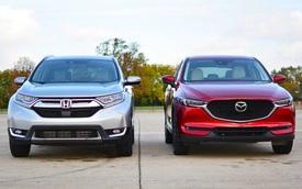Nếu Honda CR-V hay Mazda CX-5 không thay đổi thì người Việt sẽ dần chuyển sang chọn những mẫu sau