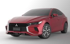 Rộ tin 'huyền thoại' Mitsubishi Lancer trở lại: Thiết kế đủ sức cạnh tranh Mazda3, Kia Cerato