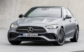 Công bố trang bị các phiên bản Mercedes-Benz C-Class 2021 - 'Tiểu' S-Class với nhiều công nghệ cao cấp hơn cả E-Class