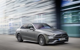 Ra mắt Mercedes-Benz C-Class 2022: Tiểu S-Class đè bẹp 3-Series, A4