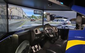 Lùi dạy và thi lái ô tô bằng phần mềm mô phỏng thêm 1 năm