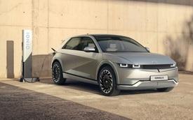 Ra mắt Hyundai Ioniq 5 - SUV điện to hơn Tucson, đẹp như concept