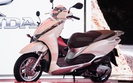 Honda Lead có giá bán bất ngờ sau Tết 'vượt mặt' Honda Vision, Air Blade