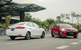 Chênh 152 triệu đồng, 4 bản Toyota Vios 2021 có gì khác, GR-S đắt nhất phân khúc có đáng mua?