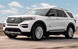 Ra mắt Ford Explorer King Ranch - SUV 6 chỗ sang xịn mịn giá quy đổi từ 1,2 tỷ đồng