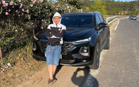 Chạy hơn 1.600 km xuyên Việt bằng 2 chiếc SUV, người dùng đánh giá: 'Santa Fe dễ chịu, Everest cực đoan'