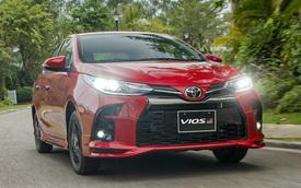 Toyota Vios GR-S 630 triệu đồng đồng giá với xe nào tại Việt Nam: MPV, SUV thậm chí cả bán tải