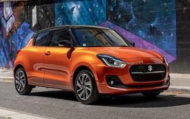 Suzuki Swift 2021 sắp bán tại Việt Nam: Giá dưới 550 triệu, thêm công nghệ mới đấu Toyota Yaris và Mazda2
