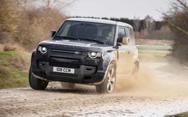 Ra mắt Land Rover Defender V8 - Mạnh nhất lịch sử
