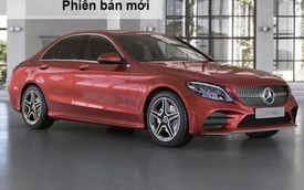 Mercedes-Benz C 180 AMG 2021 ra mắt Việt Nam vào tuần sau: Phiên bản 'giá rẻ' của C 300 AMG