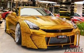 Khi xe Nissan bán ngang giá Rolls-Royce: Nội thất vàng, động cơ mạnh hơn siêu xe