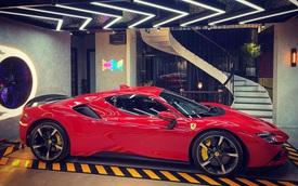 Ferrari SF90 Stradale thứ hai về Việt Nam đã có chủ, chung garage với một chiếc siêu xe đình đám không kém