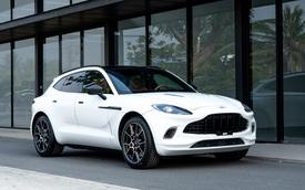 Aston Martin tối giản đội hình, tập trung cho 2 dòng xe đang bán tại Việt Nam