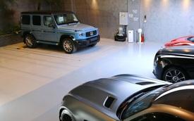 Nguyễn Quốc Cường đưa Mercedes-AMG G 63 màu độc về garage, Minh 'nhựa' bình luận một câu thu hút nhiều sự chú ý