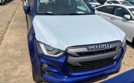 Isuzu D-Max 2021 cập cảng Việt Nam, đại lý nhận đặt cọc giao sau Tết: Bán tải 'lột xác' toàn diện đấu Ford Ranger